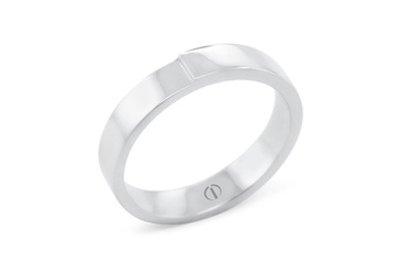 LIDZ DELICATE MENS WEDDING RING
