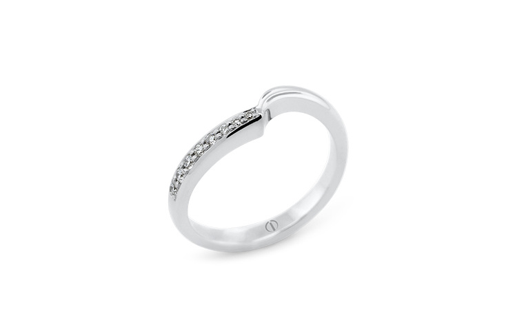 The Delicate Collection Patai Ladies Wedding Ring