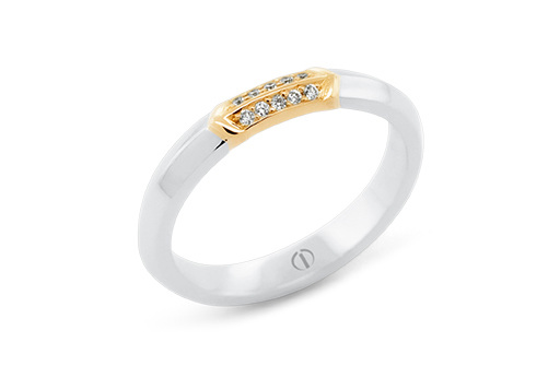 The Delicate Collection Raize Ladies Wedding Ring