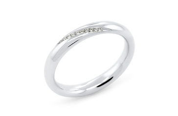 STELLAD EVO DELICATE LADIES WEDDING RING