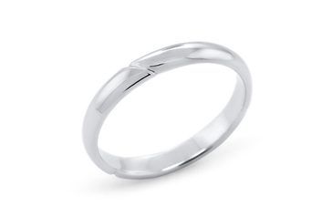 STELLAD EVO DELICATE MENS WEDDING RING