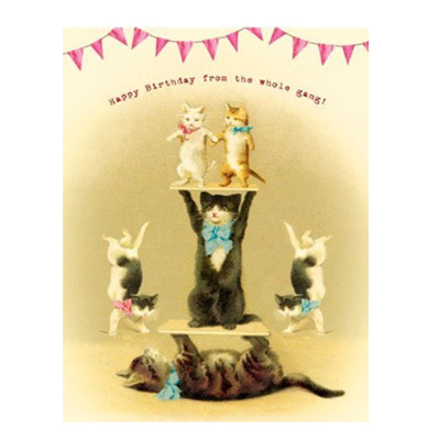 The Gang Birthday