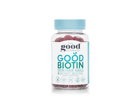 The Good Vitamin Co. Good Biotin Skin, Hair, Nails 60 Gummies