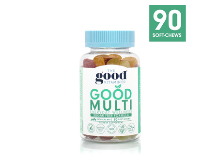 The Good Vitamin Co. Good Multi Everyday Wellness 90 Gummies