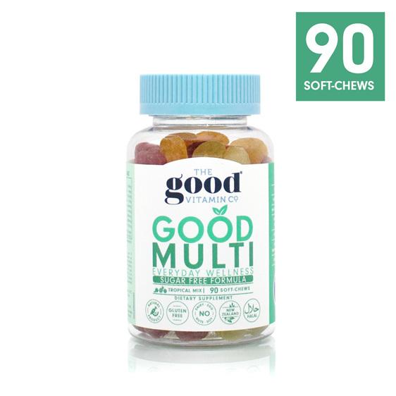 The Good Vitamin Co. Good Multi Everyday Wellness 90 Gummies