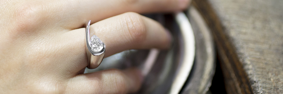 The Inspired Collection designer diamond engagement rings