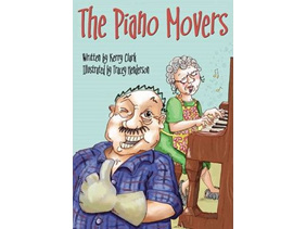 THE PIANO MOVERS BY KERRY CLARK