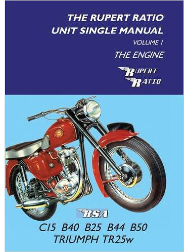 The Rupert Ratio Unit Single Engine Manual