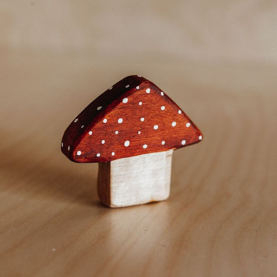 The Woodlands Toadstool