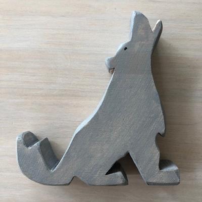 The Woodlands Wolf Parent 2