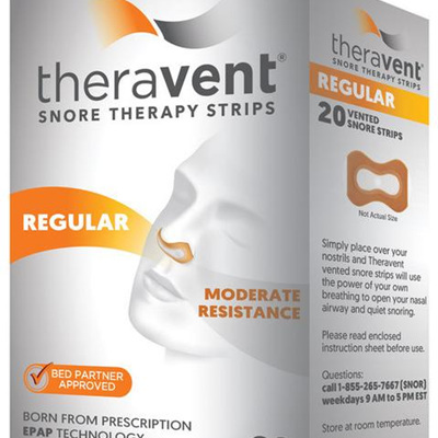 Theravent 20 night therapy pack