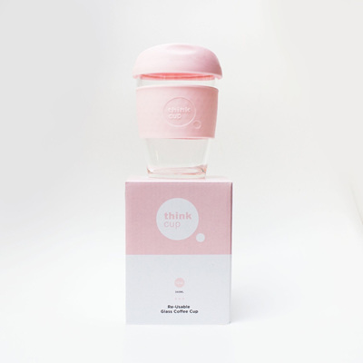 Think Cup 12oz Blush