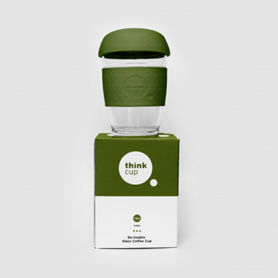 Think Cup 12oz Moss