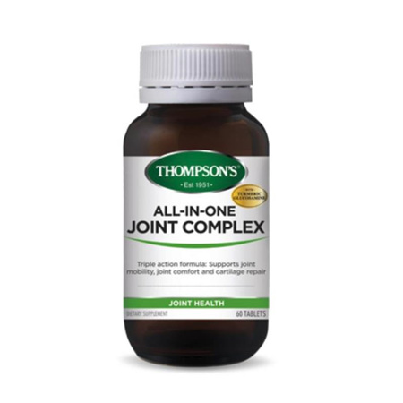 THOMPSONS AllInOne Joint Complex 60 tabs