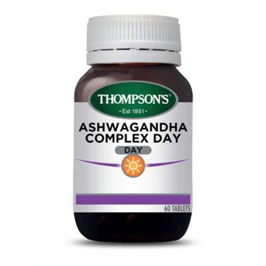 THOMPSONS Ashwagandha Complex Day 60tab