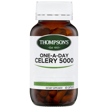 THOMPSONS One-A-Day Celery 5000mg 60caps