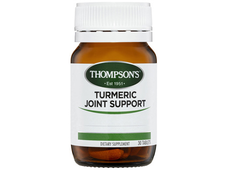 Thompson's Turmeric Joint Support 30 tabs
