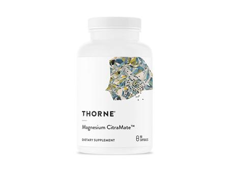 Thorne Magnesium CitraMate Capsules 90
