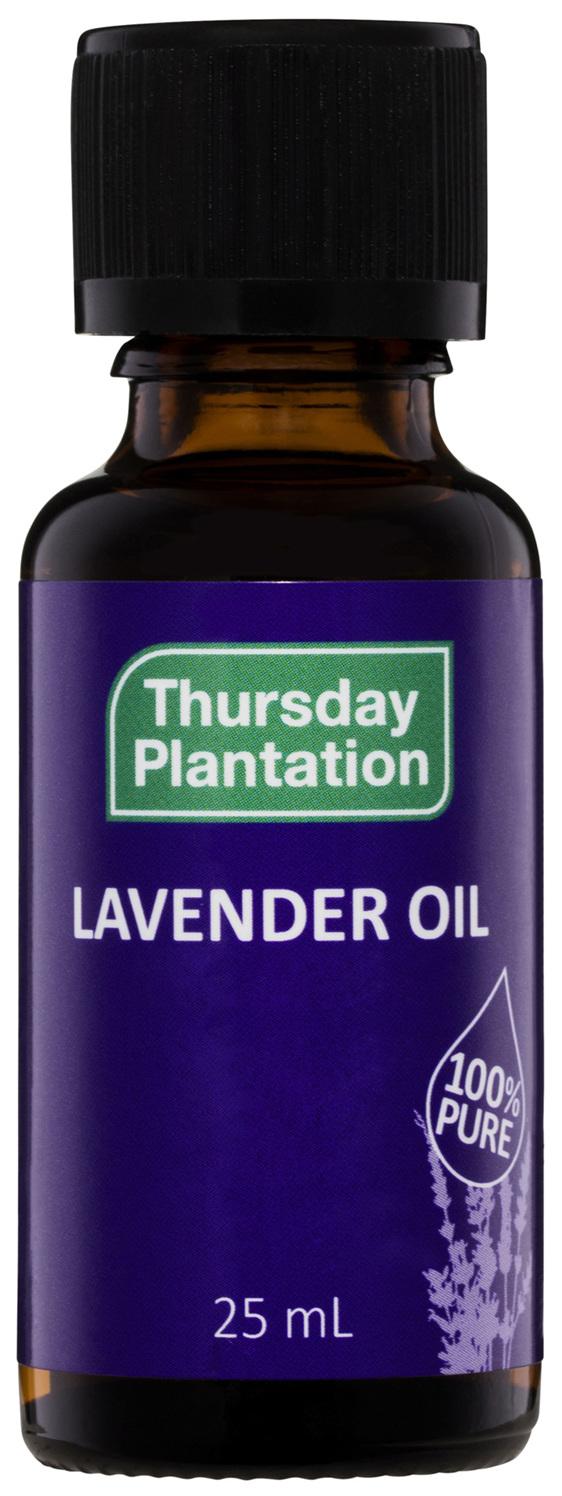 THURS.PL. Lavender Oil 100% 25ml