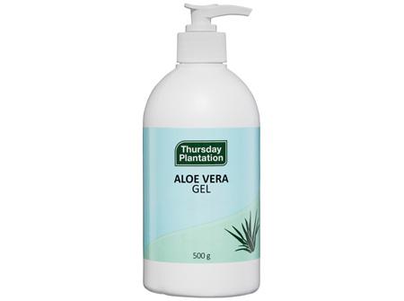 Thursday Plantation Aloe Vera Gel 500g