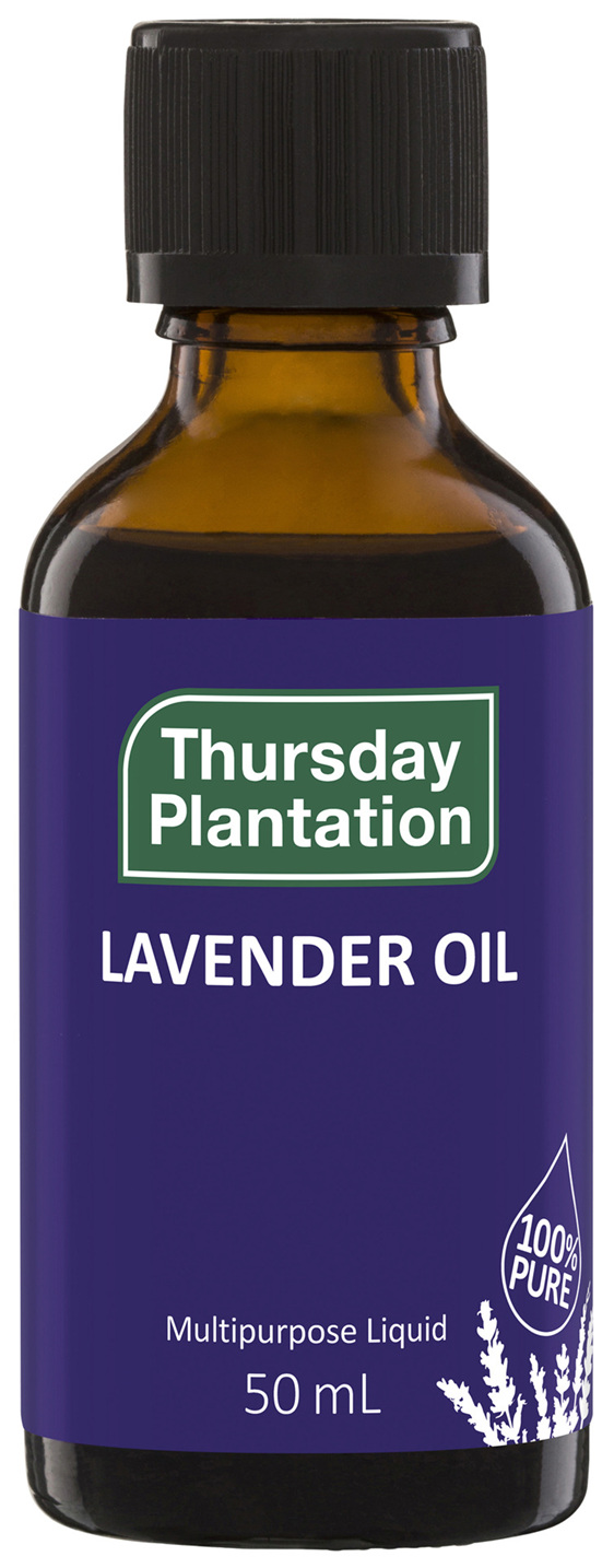 Thursday Plantation Lavender Oil Calming Multipurpose Liquid 50mL