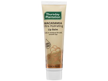 Thursday Plantation Macadamia Ultra Hydrating Lip Balm 30g