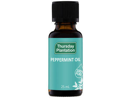 Thursday Plantation Peppermint Oil Headache Relief 25mL