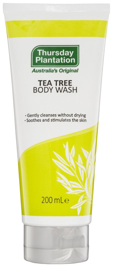 Thursday Plantation Tea Tree Body Wash 200mL