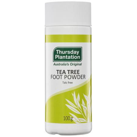 Thursday Plantation Tea Tree Foot Powder 100g
