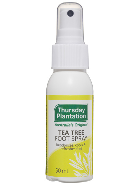 Thursday Plantation Tea Tree Foot Spray 50mL
