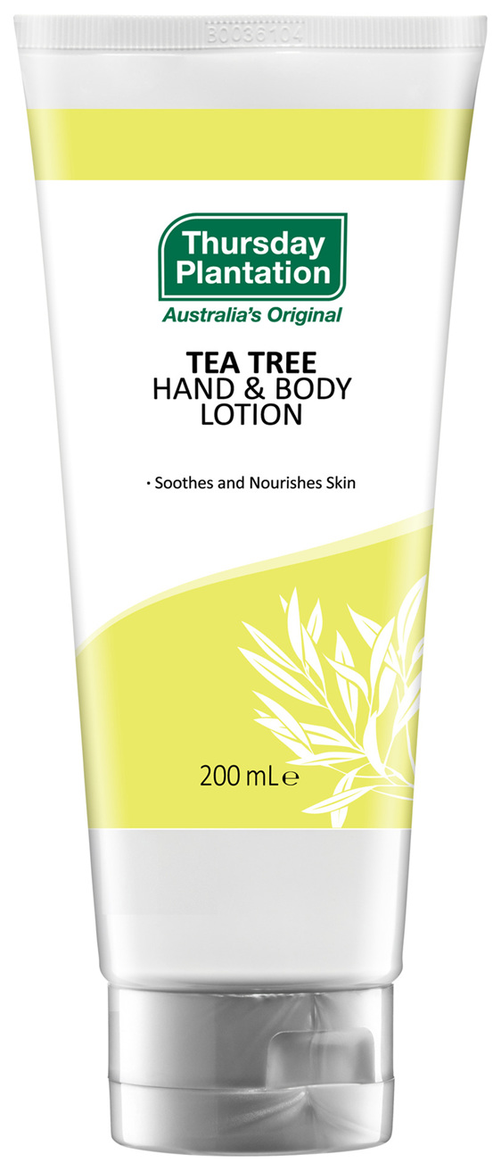 Thursday Plantation Tea Tree Hand & Body Lotion 200mL