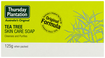 Thursday Plantation Tea Tree Skin Care Soap 125g