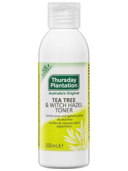 Thursday Plantation Tea Tree & Witch Hazel Toner 100mL