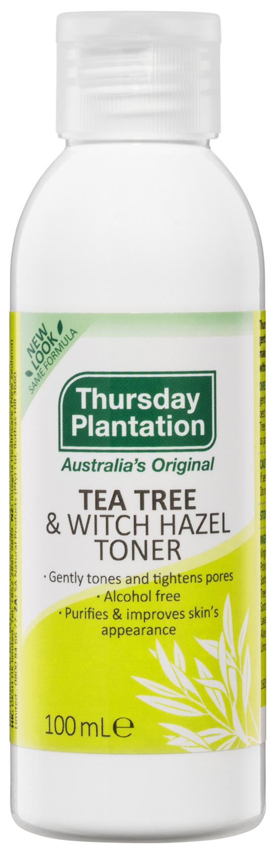 Thursday Plantation Tea Tree & Witch Hazel Toner 100mL