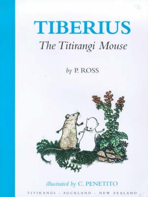 Tiberius The Titirangi Mouse