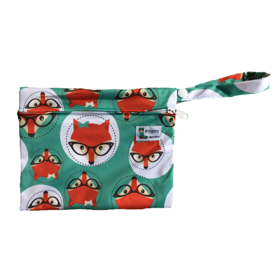 Tings Wet Bag Small Miss Fox