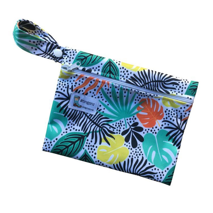 Tings Wet Bag Small Tropicana