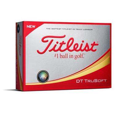 Titleist 2017 DT TruSoft