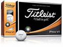 Titleist 2017 Pro V1 Dozen