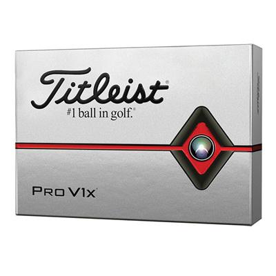 Titleist 2019 Pro V1x Dozen