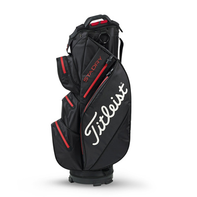 Titleist 2019 StaDry Deluxe Cart Bag
