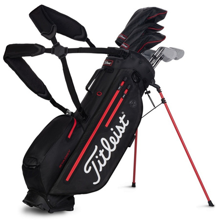 Titleist 2020 StaDry Players 4 Plus Stand Bag