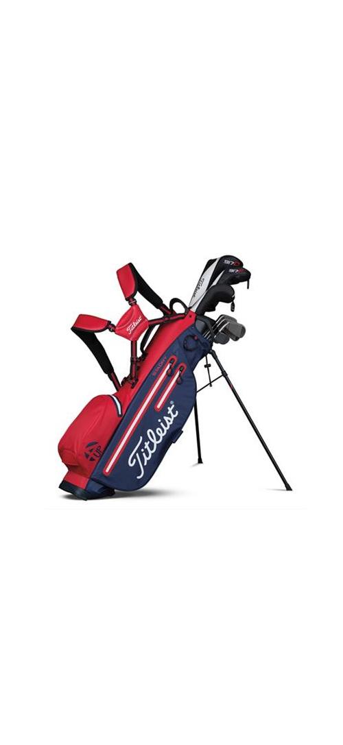 Titleist 4up Stadry Stand Bag 2017 Jk S World Of Golf