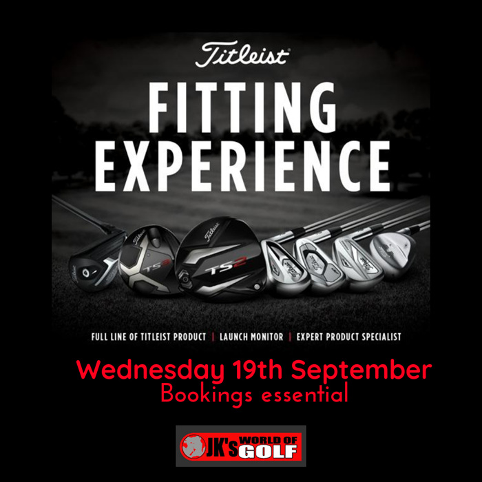 Titleist fitting day 2018