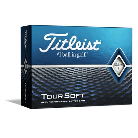 Titleist Tour Soft - Dozen golf balls