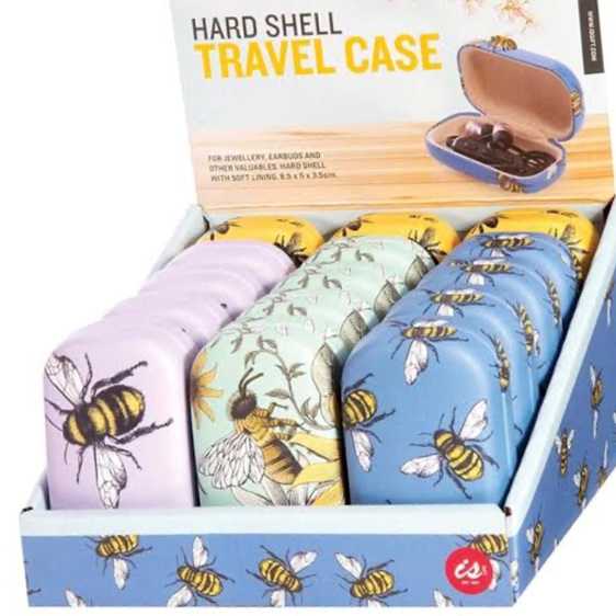 Travel Case - Bees