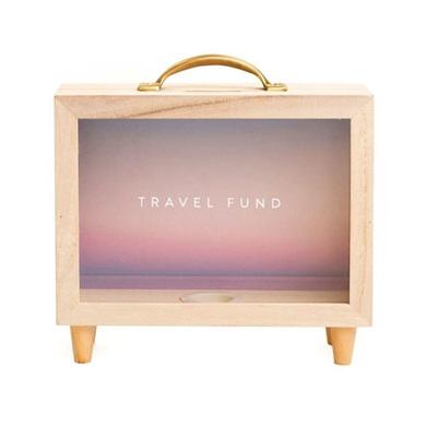 Travel Fund Money Box