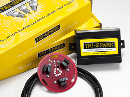TRI-0001 Tri-Spark - Trident and Rocket 3 - Original Black Box System