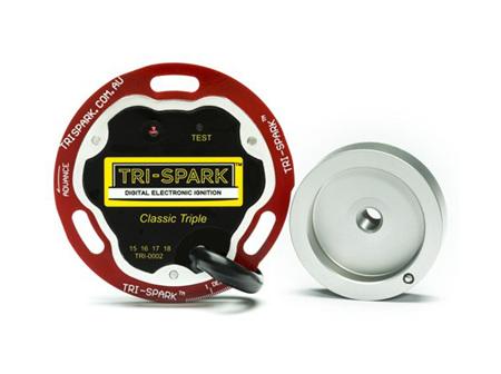 "TRI-0002 Tri-Spark ""Classic Triple"" Electronic Ignition Kit"