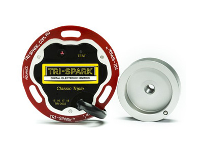 "TRI-0002 Tri-Spark ""Classic Triple"" Electronic Ignition Kit"